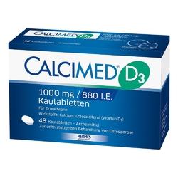 Calcimed d3 1000 mg880 i.e. kautabletten