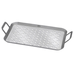 Kuchenprofi -style - perforowana taca do grillowania, 43,00 cm - 43,00 cm