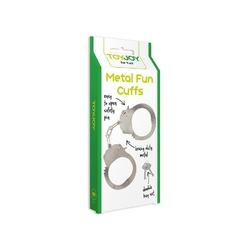 Mocne metalowe kajdanki