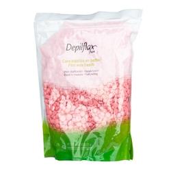 Depilflax 100 wosk film wax perełki różane 1000g
