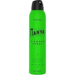 Kemon hair manya diamond spray, nabłyszczacz do włosów 250ml