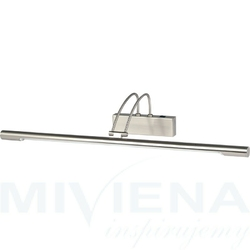 Picture lights kinkiet 1 stal 68 cm