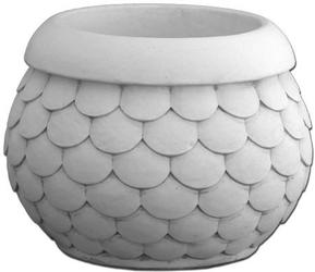 Donica z kamienia koszyk ø 44 cm