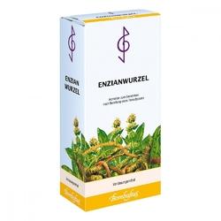 Enzianwurzel tee