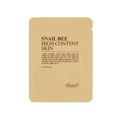 Benton tonik do twarzy snail bee high content skin 1,2ml tester