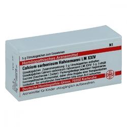 Lm calcium carb. xxiv globuli hahnemanni