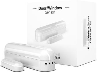 Fibaro doorwindow  sensor biały czujnik otwarcia drzwi lub okna - możliwość montażu - zadzwoń: 34 333 57 04 - 37 sklepów w całej polsce