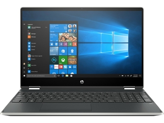 NOTEBOOK HP Pav. x360 15-dq0004nw	15,6 FHDi5-8265U8GB512GB