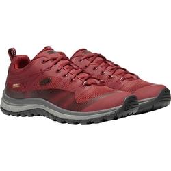 Buty trekkingowe damskie keen terradora wp - czerwony