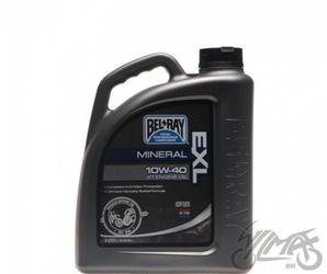 Olej bel-ray exl mineralny 4t 10w-40 4l