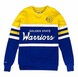 Bluza Mitchell  Ness NBA Golden State Warriors Head Coach - Golden State Warriors