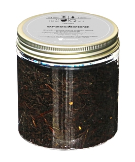 Herbata czarna o smaku orzechowa 100g