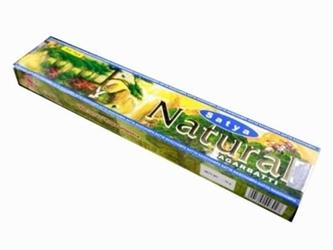 Kadzidełka trociczkowe satya - naturalne