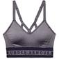 Biustonosz sportowy under armour seamless longline bra