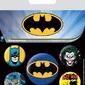 Batman - przypinki