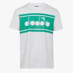 Koszulka męska diadora ss t-shirt spectra oc - biały