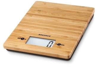 Elektroniczna waga kuchenna bamboo