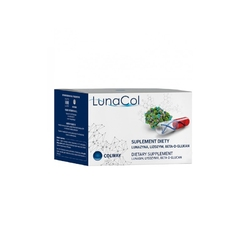 colway lunacol suplement diety lunazyna, lizozym, beta-d-glukan 60 szt