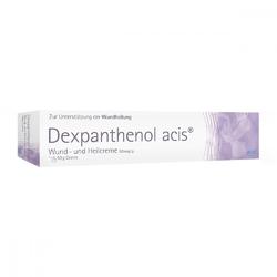 Dexpanthenol acis krem leczniczy na rany