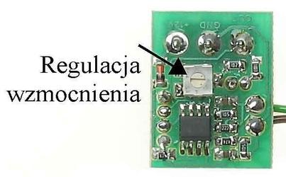 Moduł audio regulowany mp-1r - szybka dostawa lub możliwość odbioru w 39 miastach