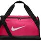 Nike brasilia small training duffel bag ba5335-644 1size różowy
