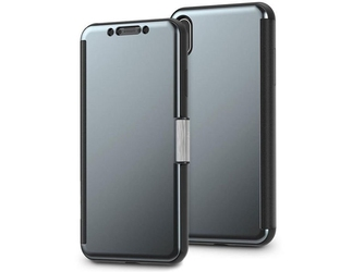 Etui moshi stealthcover do apple iphone xs max gunmetal grey - szary