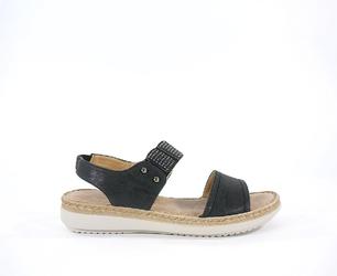 Sandały damskie bar 6714 cza