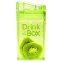 Bidon ze słomką 235 ml, zielony, in the box