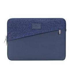 RivaCase Pokrowiec Sleeve do MacBook 13,3 cala niebieski