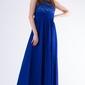 Eva  lola sukienka kobalt 58001-3