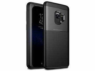 Etui Alogy Tough Armor do Samsung Galaxy S9 Czarne - Czarny