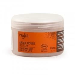 Czerwona glinka red clay powder - 150g najel