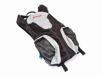 Plecak rowerowy romet ak-grey czrno-szary+bukłak