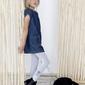 Rajstopy dziewczęce knittex trixy 3d bamboo