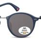 Okragle okulary z polaryzacja montana mp22d