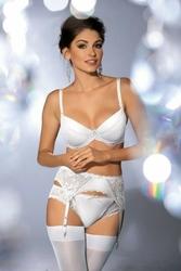 Ava isadora 1425 biały biustonosz