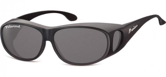 Okulary z polaryzacją hd fit over dla kierowców, na okulary korekcyjne fo3e