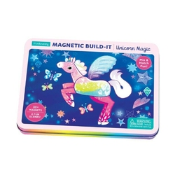 Zestaw magnesowych obrazków mudpuppy - magiczne jednorożce