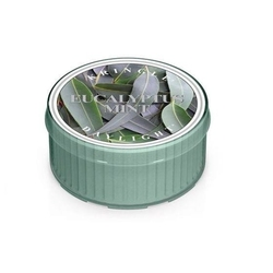Kringle candle świeczka eucalyptus mint 35g