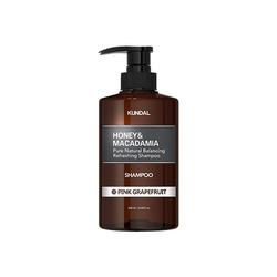 Kundal szampon do włosów - różowy grejpfrut honeymacadamia shampoo pink grapefruit 258ml