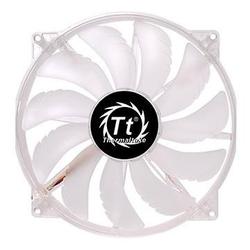 Thermaltake wentylator - pure 20 led white 200mm, 800 rpm box