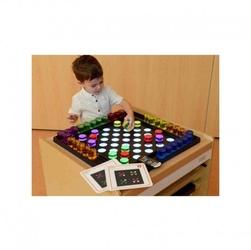 Multifunkcyjny zestaw edukacyjny światło i kolor z akcesoriami