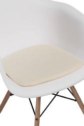 Poduszka na krzesło arm chair - beżowy