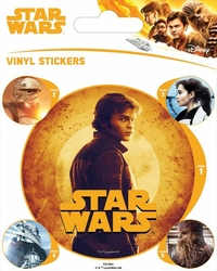 Solo: A Star Wars Story - naklejki