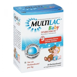 Multilac baby synbiotikum saszetki