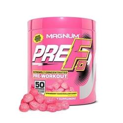 Magnum nutraceuticals prefo 275 g przedtreningówka pompa agmatyna