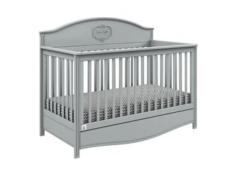 Bellamy łóżeczko z szufladą 70x140 good night - grey