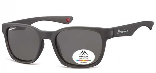 Okulary klasyczne nerdy montana mp30a matowe
