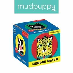 Gra Mini Memory Zwierzęcy przyjaciele, Mudpuppy