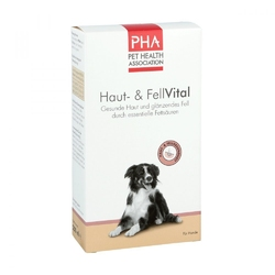 Pha haut- und fellvital f.hunde fluessig